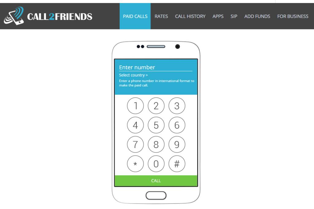 CALL2FRIENDS.com