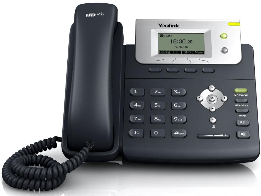 Настройка IP-телефонии
